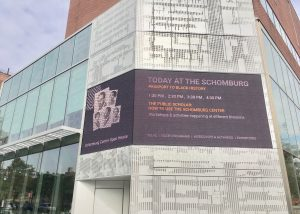 Schomburg Center LED Wall